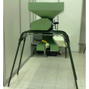 MM-800 : Malt mill – machine to squeezing of malt grains, 800 kg/hr 2.2 kW