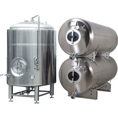 BMF : Fermentors for secondary fermentation - maturation