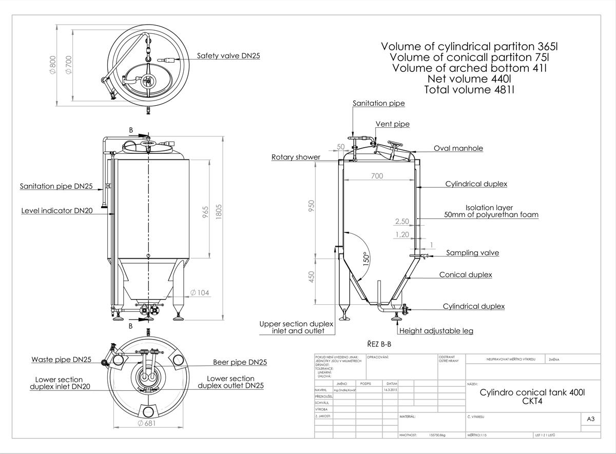 CCT-400C-SQ-PED-2018 drawings dimensions