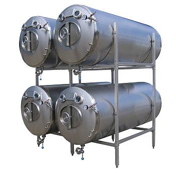 """DBT : Beverage dispensing tanks """"Bag-In-Box"""""""