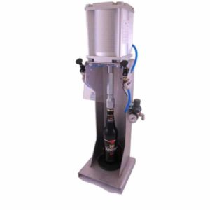 CRW-M1 Pneumatic capping machine for bottles