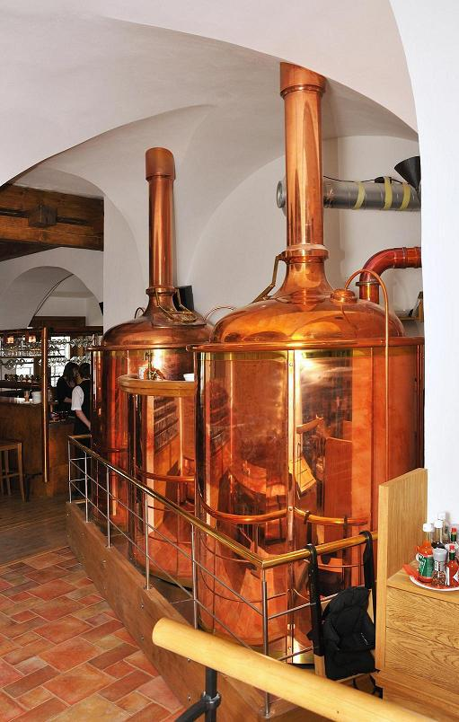 Brewhouses - the wort brew machines