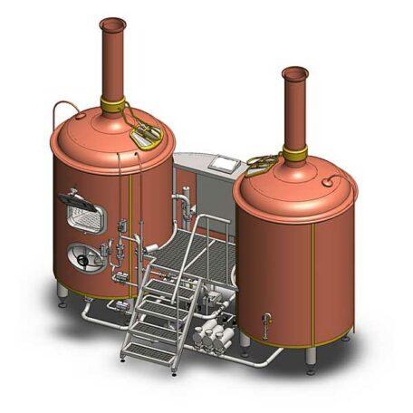 Brewhouse Breworx Klasická měď
