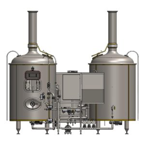 BREWORX CLASSIC 1500 : Wort brew machine