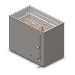 ICWT-3000 Industrial cooling water tank 3000 liters