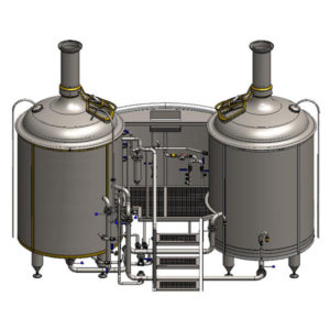 BREWORX LITE-ME 500 : Wort brew machine
