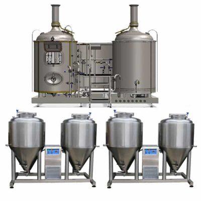 BMC-0502: fermentors 1000 L