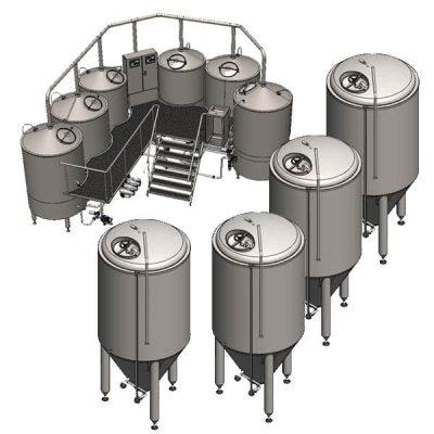 BOP-3004:fermentors 12000L