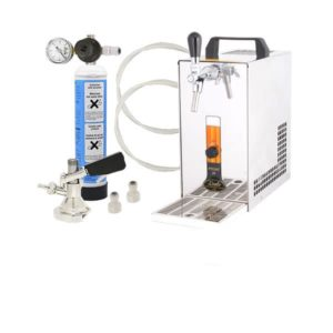 DBCS-20xCM Compact Beer Cooling System / CO2 mini valve  / without compressor