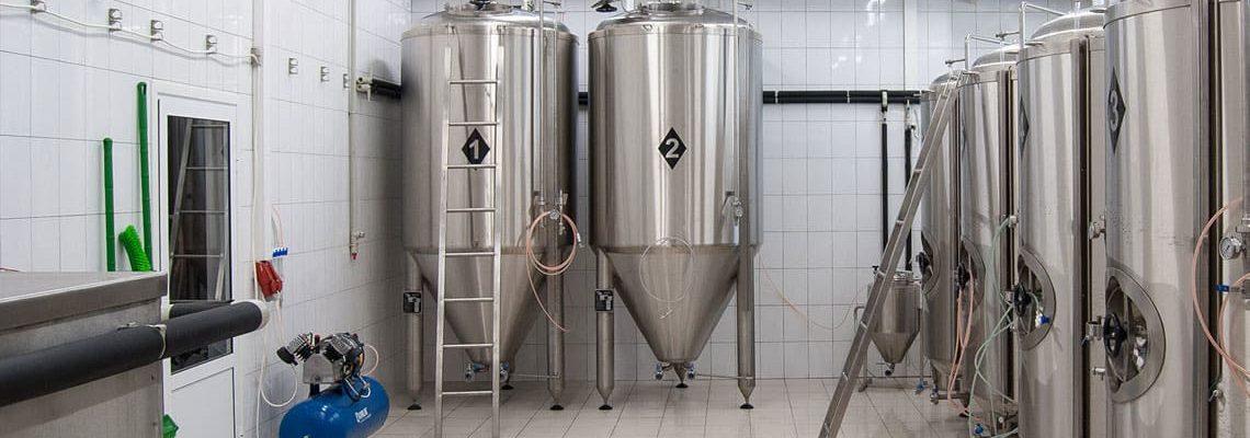 Sistema de fermentação de cerveja