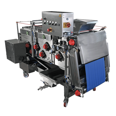 BPF - Belt fruit presses