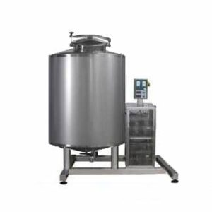 WCU-200 Compact wort cooling and aeration unit with the cold water tank 200 L