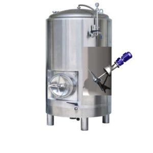 MHT-1000 Mixing-homogenizing tank 1000 L