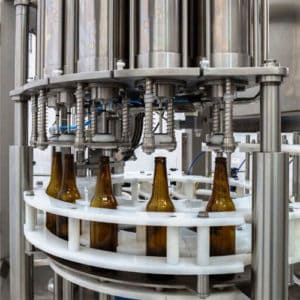 BFL-MB1200 Automatic bottle filling line 1200 bottles/hour