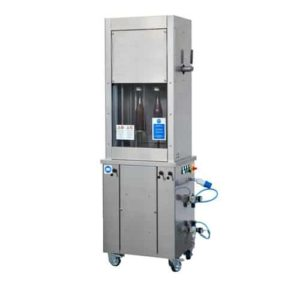BFSA2-200 Semi-automatic bottle filling machine