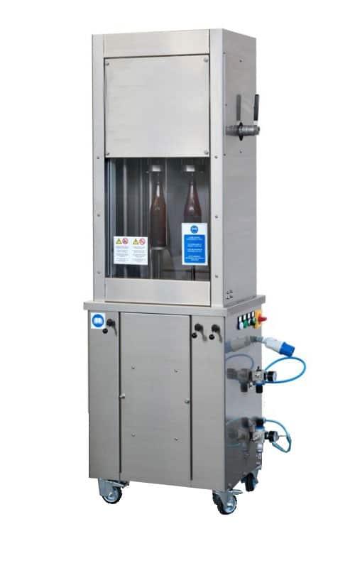 Bottle filler machine BFSA-2-200