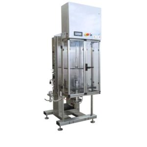 PKF-50 Machine for the automatic filling of plastic kegs 45-55 kegs/hour