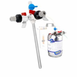 K5F-01 Manual filling adapter for 5L party kegs (party/mini kegs)