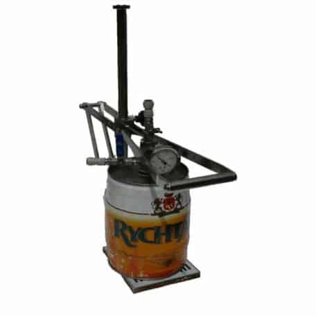 Small keg filling station k5f02-1