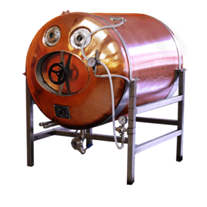 "DBTHI-250C Serving tank 250L ""bag-in-box"" horizontal, insulated, copper"