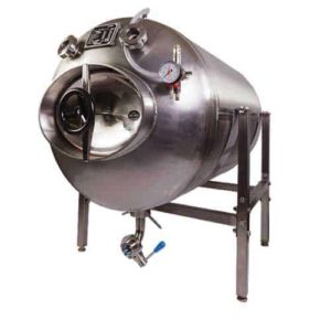 "DBTHN-250S Serving tank 250L ""bag-in-box"", horizontal, non-insulated, stainless-steel"