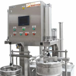KWR 30 01 300x300 - KWR-30 Machine for the automatic rinsing and filling of kegs : 25 up to 35 kegs/hour - krf