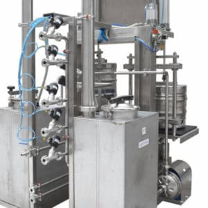 KWR 30 02 300x300 - KWR-30 Machine for the automatic rinsing and filling of kegs : 25 up to 35 kegs/hour - krf