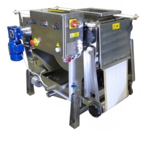 FBP-300P-BP : Fruit belt press 300 kg/hour with pump