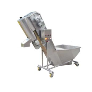 FWDC-1000 fruit washer and crusher