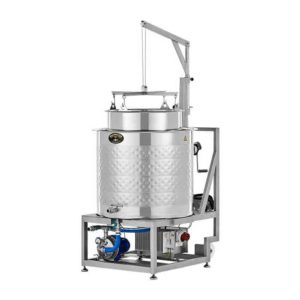 BM-200 : BREWMASTER Compact wort brew machine – the 230L brewhouse