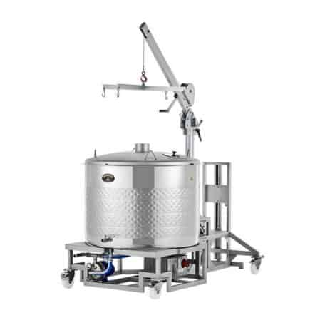Vařič Brewmaster BM-500 Wort