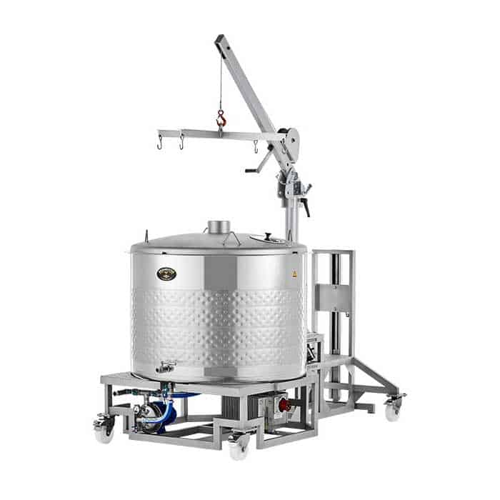 Brewmaster BM-500 Wort brew machine