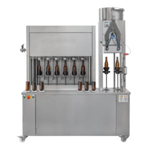 BFSA-MB662 Compact bottle filling machine