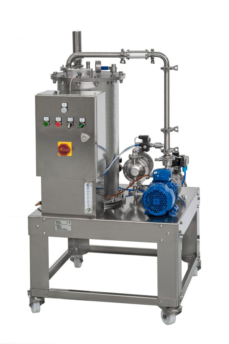 FBC-1000R Flow-through beverage carboniser 1000L/hr