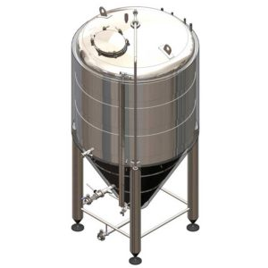 CCT-2000CR Cylindrically-conical fermentation tank in Craft version