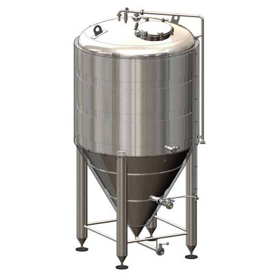 CCTI - Cylidroconical fermentors insulated