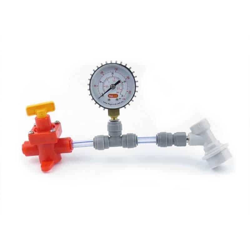 FRKV-APM Adjustable pressure mechanism for the fermentation stainless steel kegs