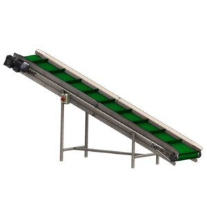 FRBC-1400 : Fruit residues belt conveyor 1400 kg/hr