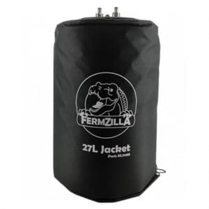FZA-IJ27 : Insulation jacket for the 27L FermZilla fermenter