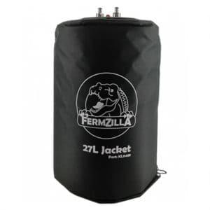 FZA-IJ27 : Insulation jacket for the 27L FermZilla fermenter