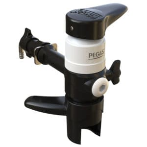 PBFM-01 Pegas Ecojet PET bottle filling valve