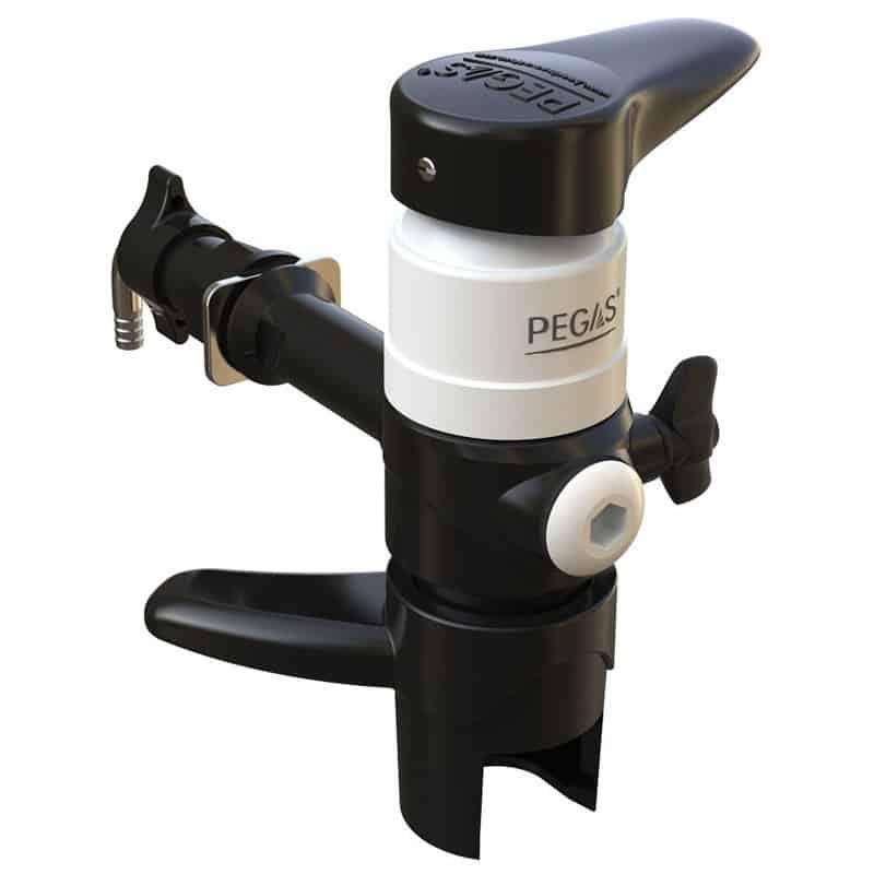 PBFM-02 PEGAS Ecojet - The PET bottle filling valve