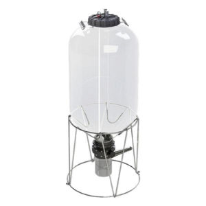 PFZ-55SK : FermZilla starter kit – PET conical fermenter 55 liters 2.4 bar