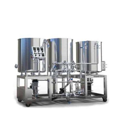 BrewTrion wort brew machines