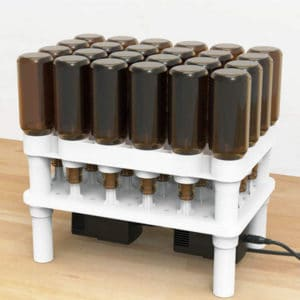 FBW-24B Fast bottle washer with 24 positions