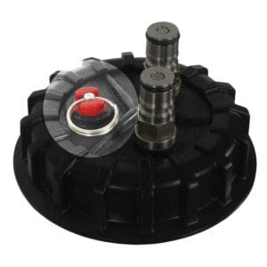 FSA-RPV01 : Red pressure valve for the Fermentasaurus fermenters