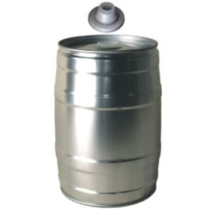 KEG-5LA-PS : Rubber plug for mini keg 5L