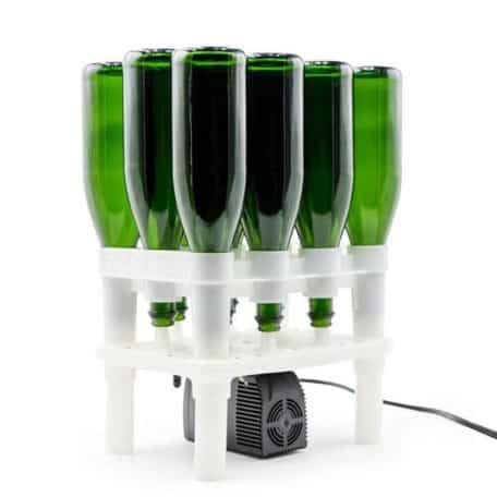 FBW-12B Rychlá myčka lahví s 12 pozicemi