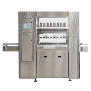 CPFL-KT1400 : Counter pressure machine line for the filling carbonated beverages into glass bottles - up to 1400 bph