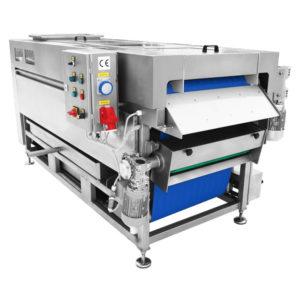 FBP-1400-MG : Fruit belt press 1400 kg/hour